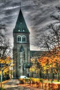 Church 'OLV Tenhemelopneming'