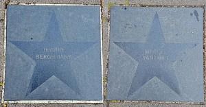 "Leopoldsburg has a ""Walk of Fame""?"
