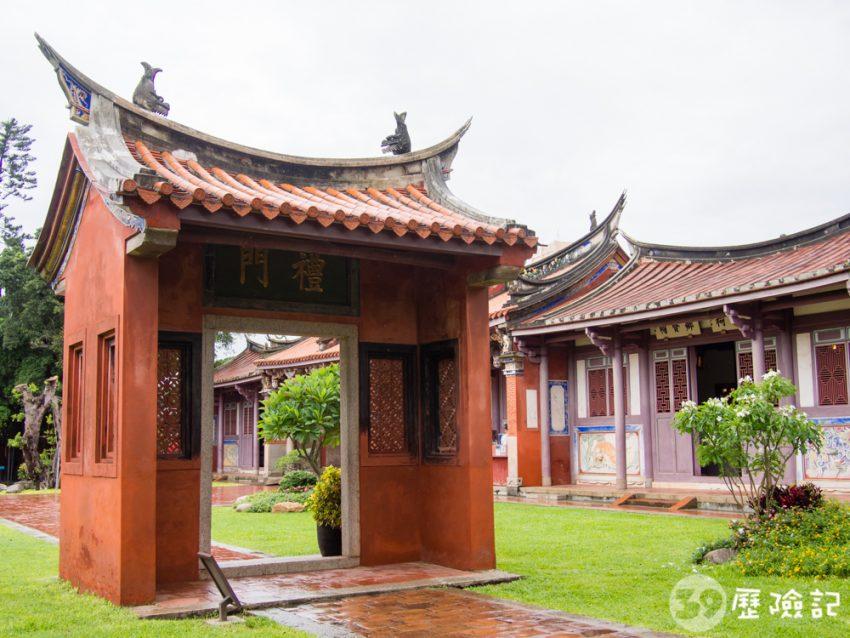 [臺南必去景點] 被列為國定古蹟的臺南孔廟 - 39歷險記