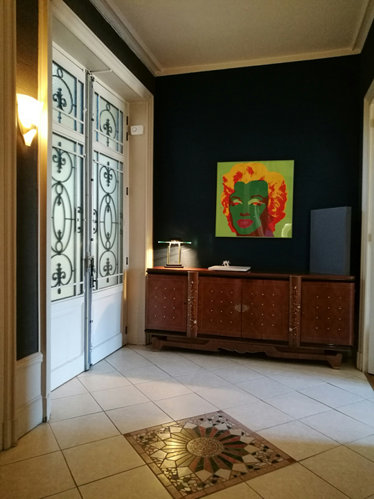 Appartement bourgeois39GALERIE SB et 39Galerie Immobilier Lyon  39GALERIE SB et 39Galerie