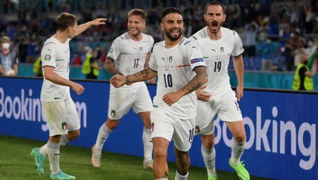 نتيجه مباراه ايطاليا واسبانيا اليوم دور نصف النهائي من بطولة كأس أمم أوروبا