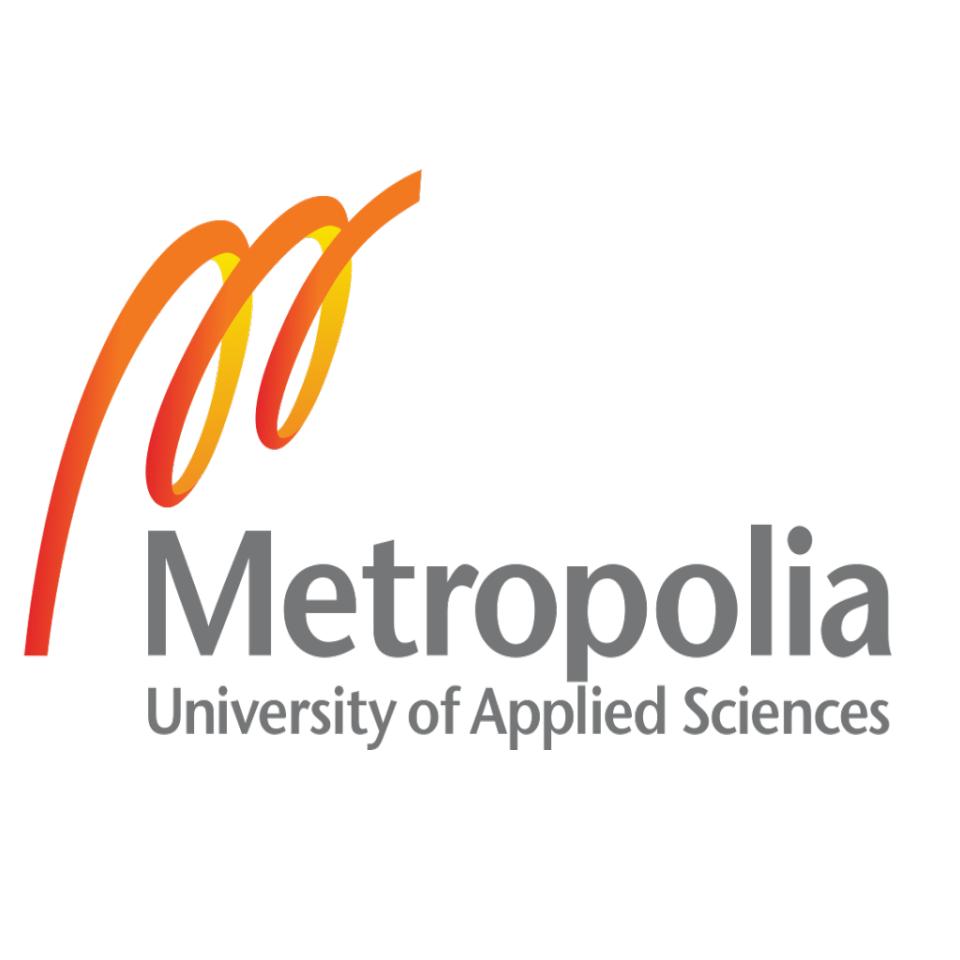 Logo of Metropolia.