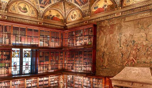 The Morgan Library in New York