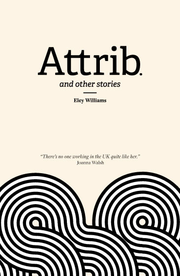 Attrib. and other stories - Review