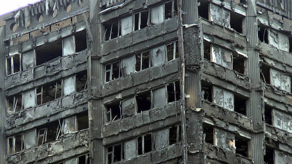 The Road to Grenfell Tower