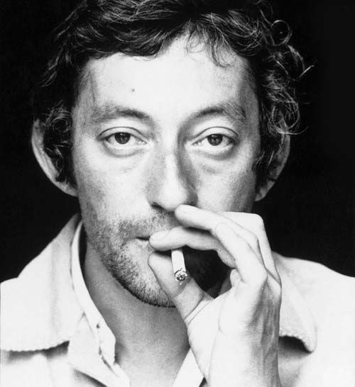 Image result for serge gainsbourg