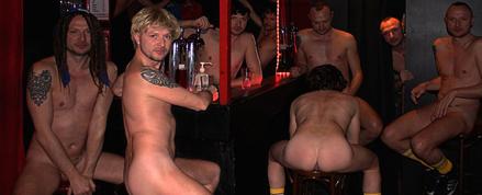 Gay klubu sex porno