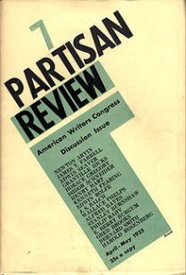 Partisan Review Pic