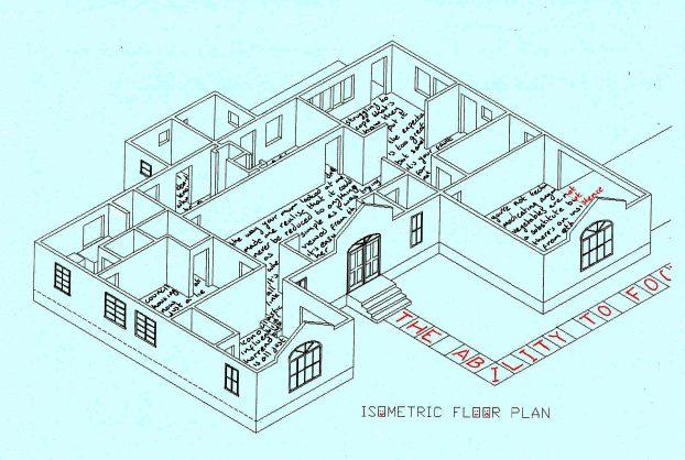 Poem Brut # 70 – Floor Plans
