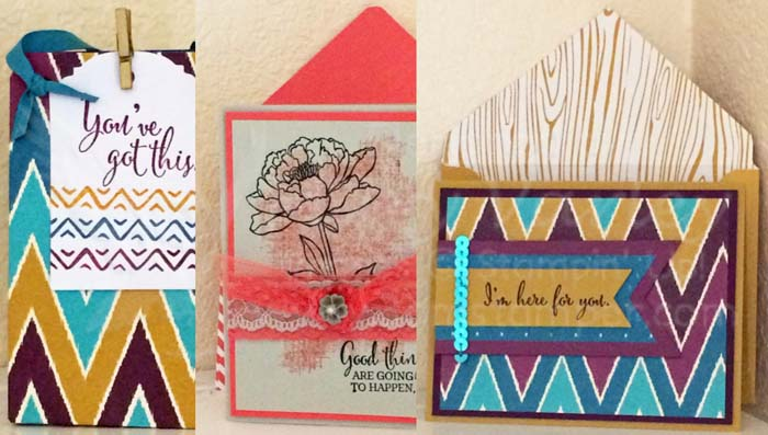 Trendy All Occasions Cards - Visit http://www.3amstamper.com