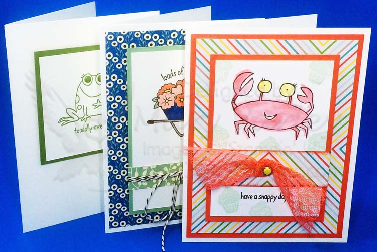 Stamp-A-Stash Quick & Easy Card Samples - visit http://www.3amstamper.com