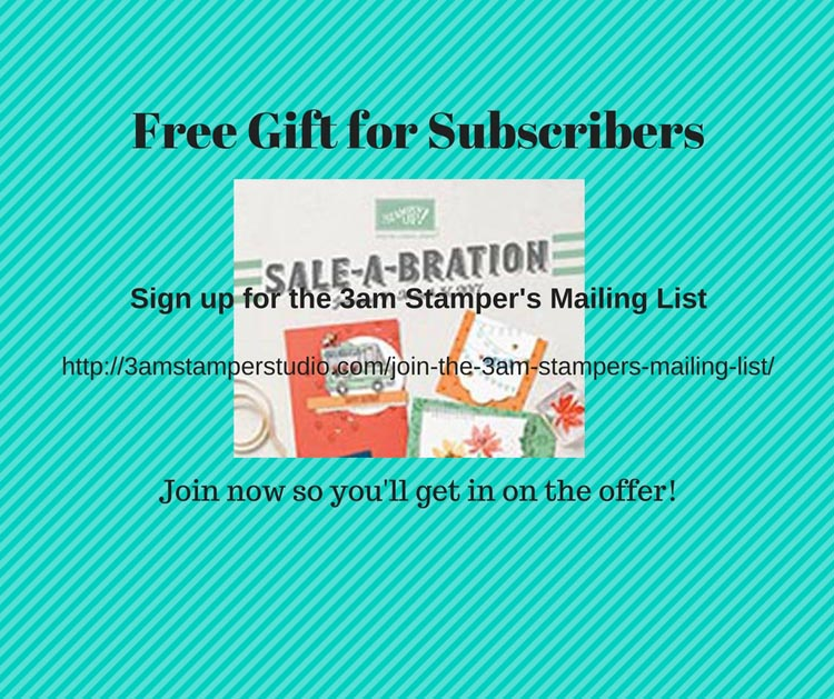 Sale-A-Bration 2017 Offer Banner