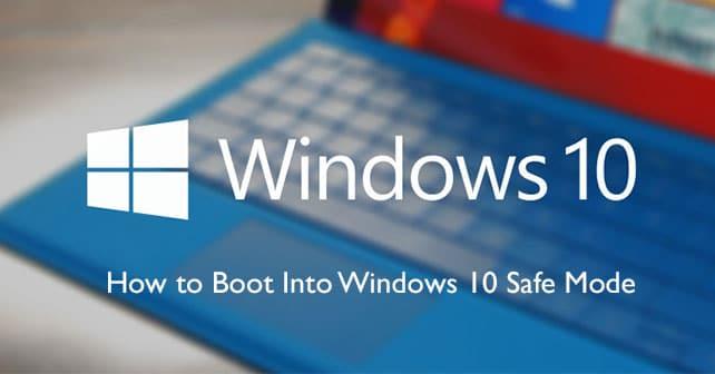 3 طرق لتشغيل وضع Save Mode في ويندوز 10 و 8 و 81 Windows