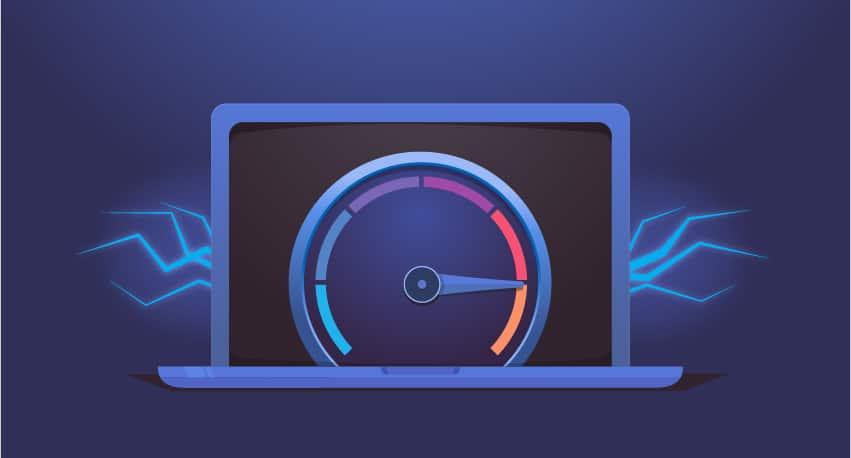 طريقة معرفة أقصى سرعة إنترنت يتحملها الخط الأرضي من خلال