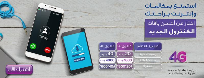 دليل شامل لجميع أكواد وأسعار باقات شبكة We من المصرية