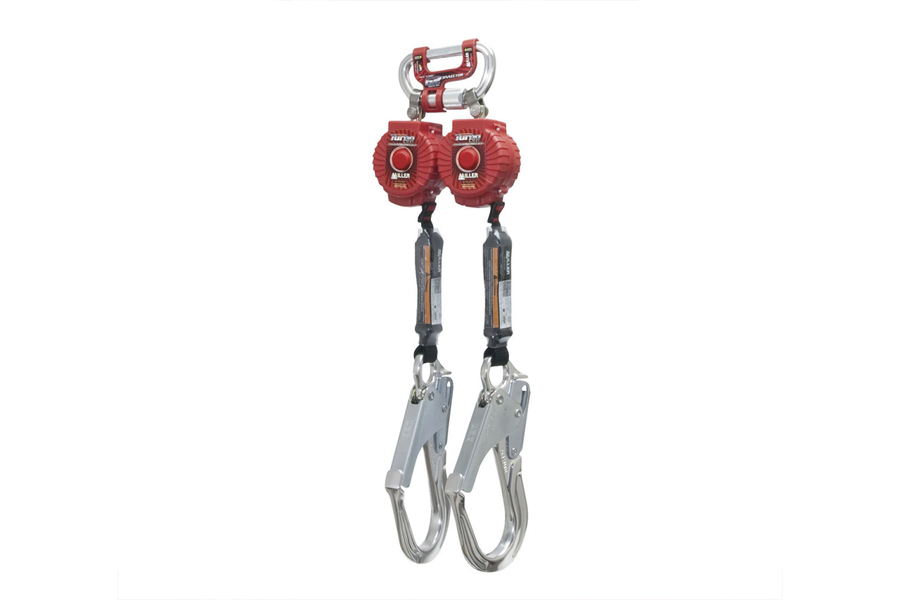 Miller Twin Turbo™ Fall Protection Systems with G2