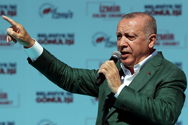 Erdoğan's words on Australia, New Zealand taken out of context: Turkish presidency