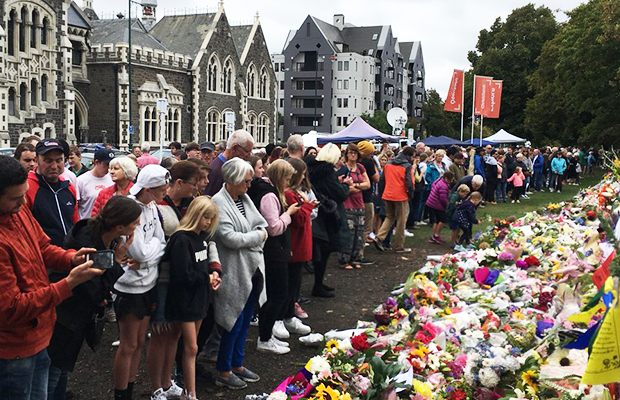 'Hero' dad Abdul Aziz saved people from Christchurch terrorist