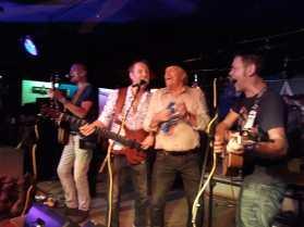 3bier.nl crazy jam band met ad corver