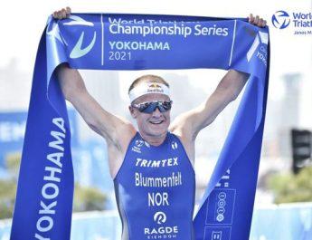 TRIATHLON – WTS Yokohama 2021 : Vincent Luis 6e, Blummenfelt vainqueur