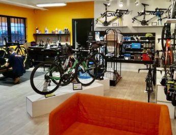 L'esprit Bike Shop Coffee chez Yadigo