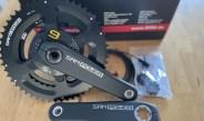 Premier essai du capteur de puissance SRM PM9