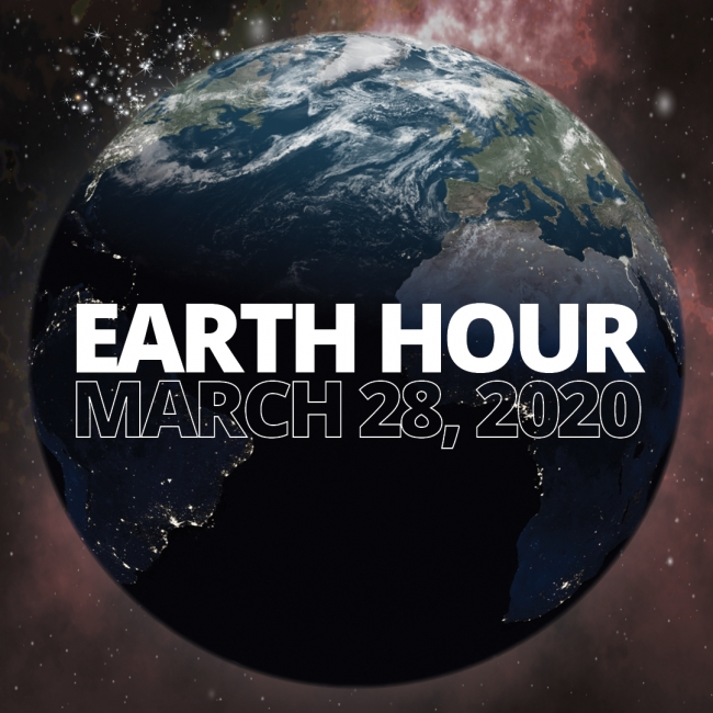 Earth Hour 2020 Emphasizes The Power Of A Collective Pause