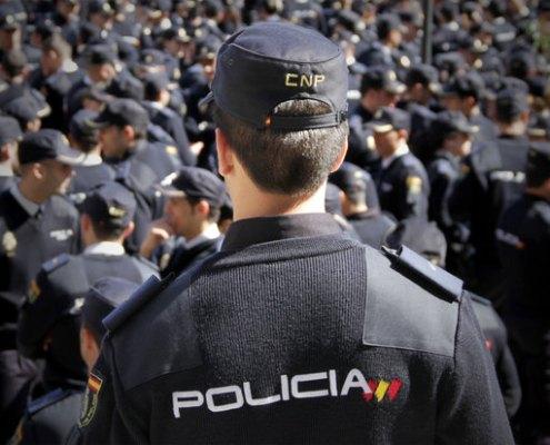 Calendario Pruebas Policia Nacional 2016