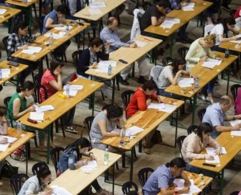 La oferta histórica de empleo público incluirá 129.700 plazas en sanidad y 98.807 en educación