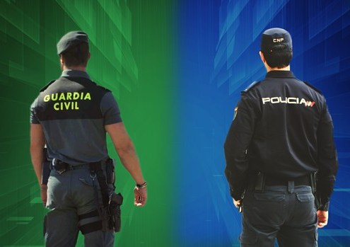 OPE Plazas Policía Nacional Guardia Civil 2017