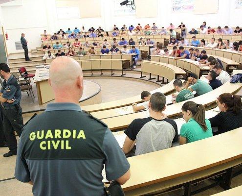 Convocatoria Oposiciones Guardia Civil 2017 3CATORCE ACADEMIA SANTANDER CANTABRIA