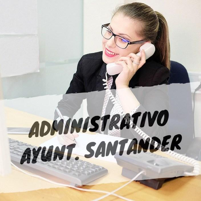 ADMINISTRATIVO-SANTANDER Academia oposiciones Cantabria