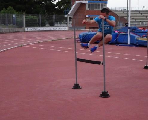 Circuito Policia Nacional preparador pruebas fisica oposicion cantabria santander