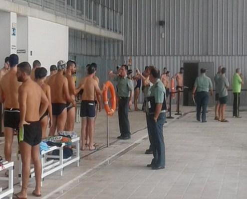 Fechas segunda prueba oposición Guardia Civil 2017