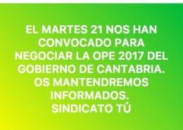 Oferta-Empleo-Publico-2017-oposiciones-Cantabria-3catorce-academia-santander-preparador Curso Online parte común oposiciones Gobierno de Cantabria