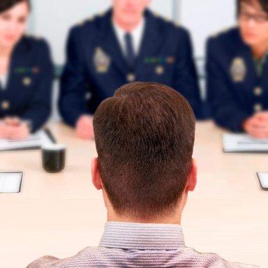 Curso guardia civil entrevistas personalidad psicologo cantabria