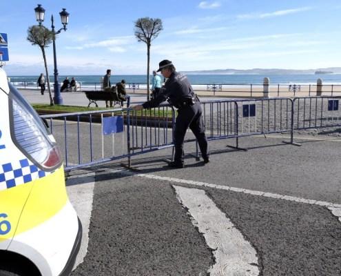Curso oposiciones policia local Santander academia temario test 3catorce cantabria
