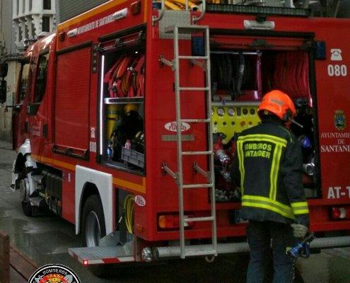 oposiciones bombero conductor Santander 3catorce academia cantabria