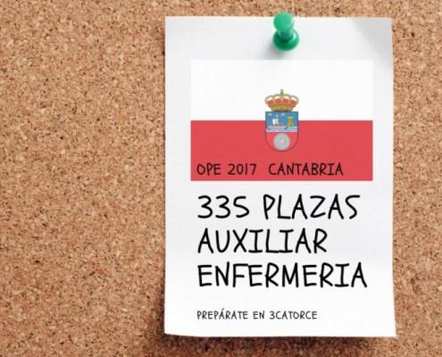 Nuevo curso oposiciones auxiliar enfermeria SCS
