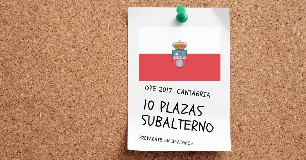 Nuevo-curso-subalterno-Cantabria-2018 Nuevo curso subalterno Cantabria 2018