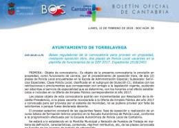 Convocatoria-Oposiciones-Policia-Local-Torrelavega-Cantabria-academia-3catorce-santander-opositar-preparar Preparadores Policia Local santander