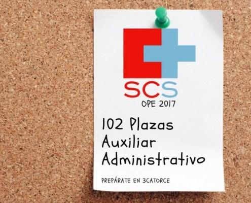 Curso Torrelavega auxiliar administrativo SCS 2018
