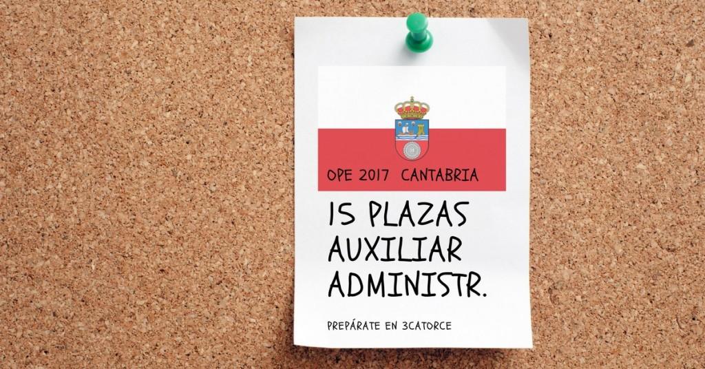 Nuevo-curso-oposiciones-auxiliar-administrativo-Cantabria-2018 Nuevo curso oposiciones auxiliar administrativo Cantabria 2018
