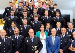 primer-examen-oposiciones-Policía-Local-Santander Preparadores Policia Local santander