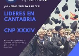 academia-lider-aptos-cantabria-oposiciones-policia-nacional-XXXIV Curso preparar oposicion Policia Nacional