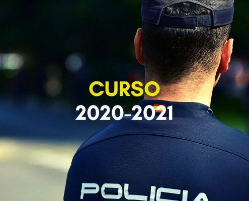 curso oposicion policia nacional 2021
