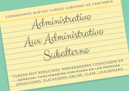 Acuerdo-OPE-2017-Estabilizacion-Oposiciones-Cantabria Convocatoria Oposiciones Empleado de servicios