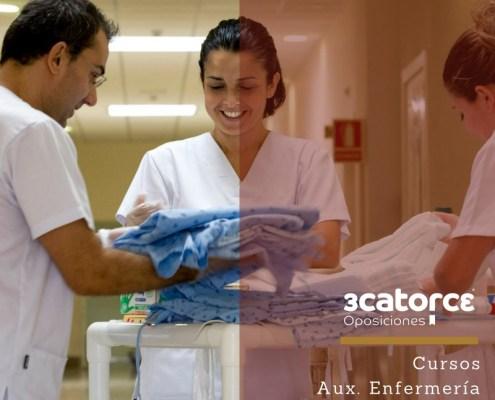 Actualidad Curso Auxiliar Enfermeria Servicio Cantabro de Salud