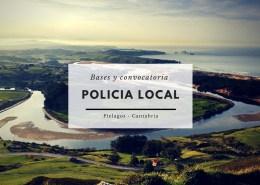 Bases-y-convocatoria-oposiciones-policia-local-Cantabria-Pielagos Oposición Policia Local Santander
