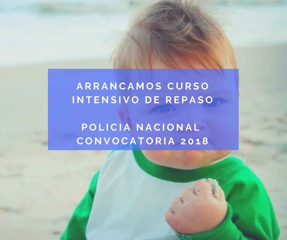 Curso-Intensivo-oposicion-policia-nacional-2018 Curso Intensivo oposicion policia nacional 2018